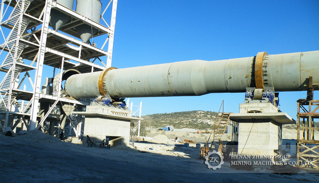 Turkish Cement Grinding Plant : Cement kilns size reduction and grinding autos post