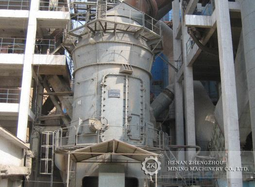 Portland Cement Ball Mill : Ggbs production line zk ball mill cement rotary