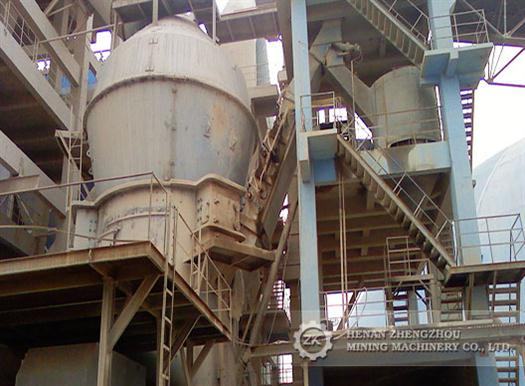 Ground Granulated Blast Furnace Slag Production Schematic : Ggbs production line zk ball mill cement rotary
